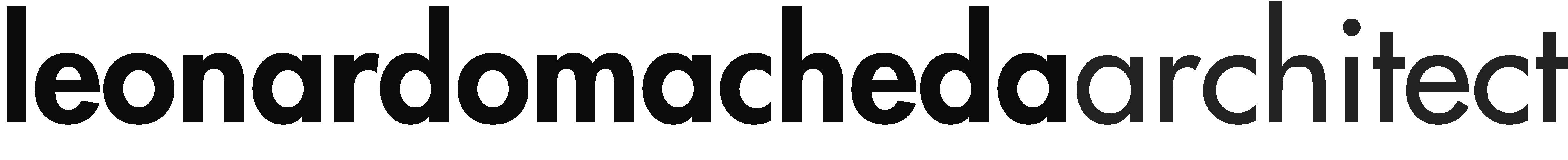 Leonardo Macheda - Architect